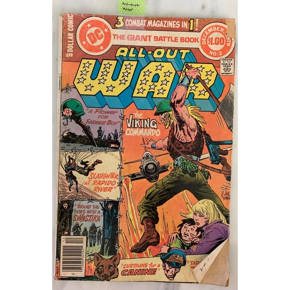 All-out War Comic